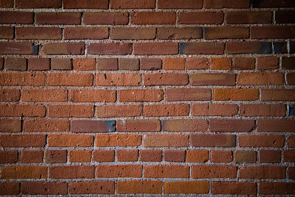 stock photos free  of brick brown concrete bricked wall brown