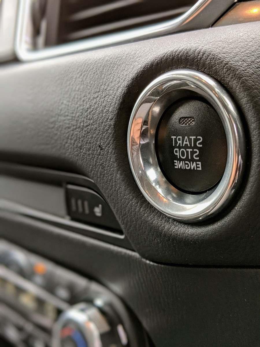 stock photos free  of vehicle black start engine button automobile