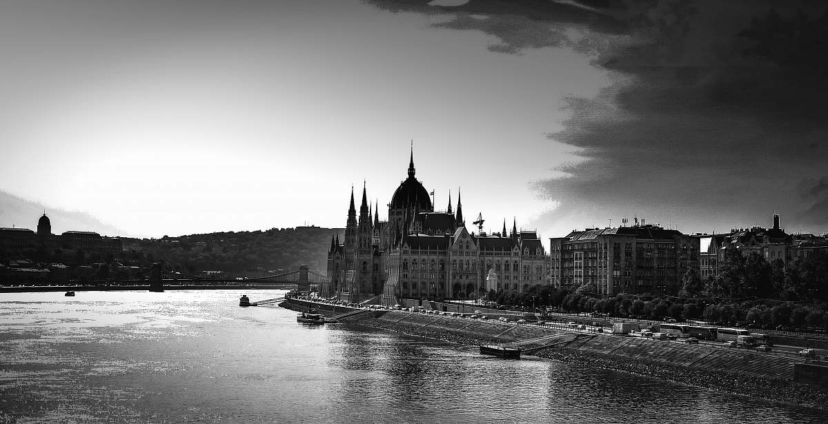 stock photos free  of architecture grayscale photo of building near body of water building