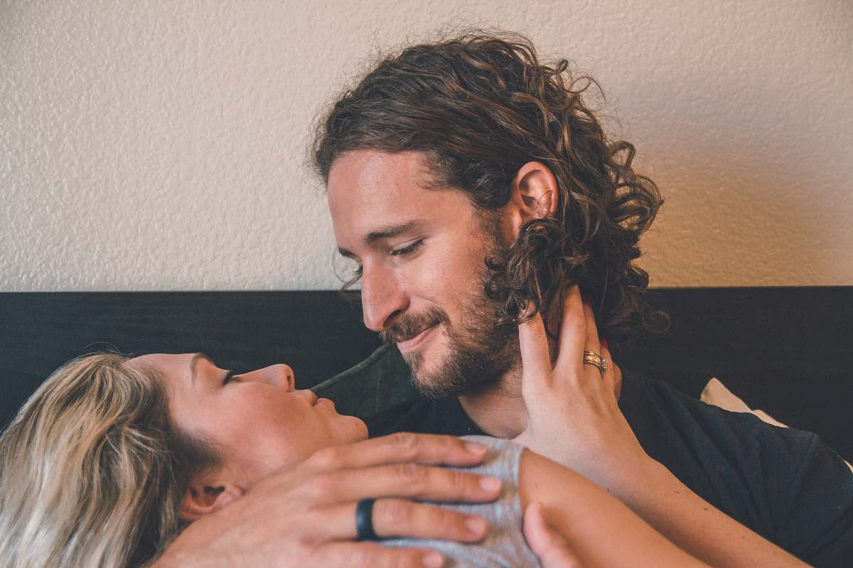 stock photos free  of human man holding woman person