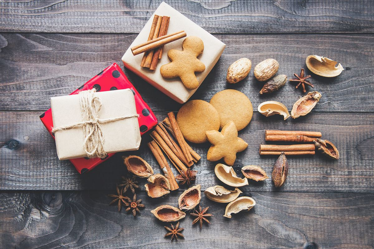 stock photos free  of flat lay photography of cookies