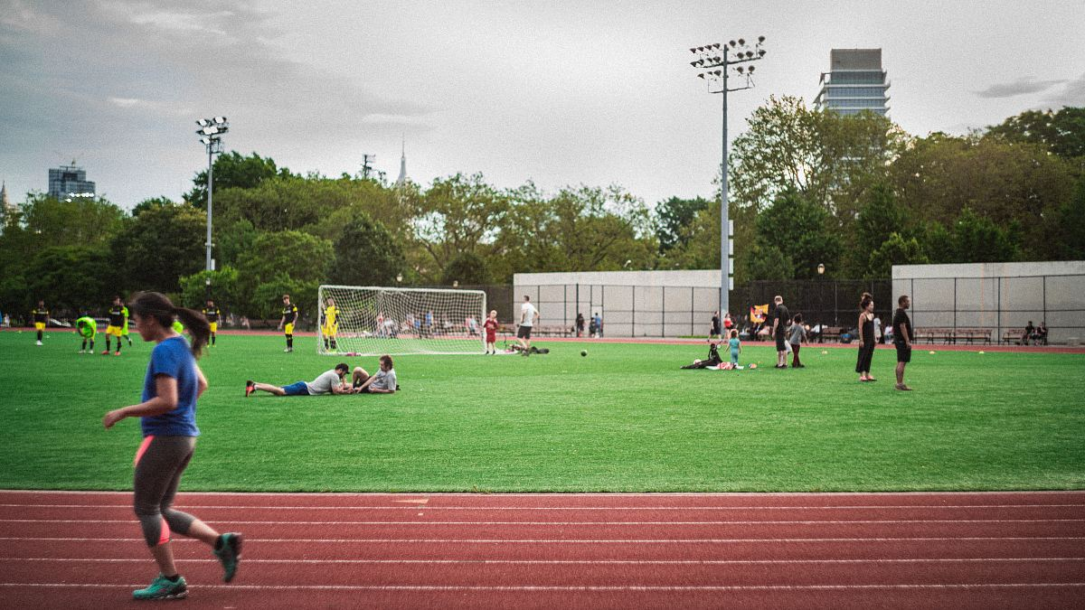 stock photos free  of soccer player on soccer field