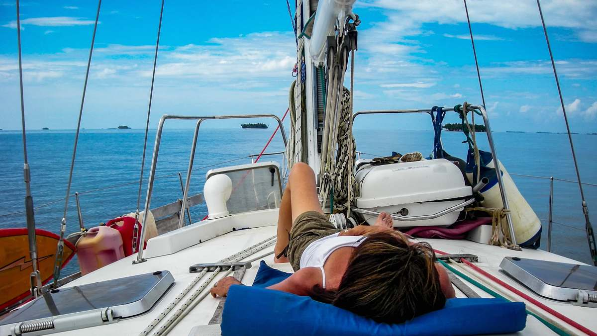 stock photos free  of transportation woman lying on top of the boat boat