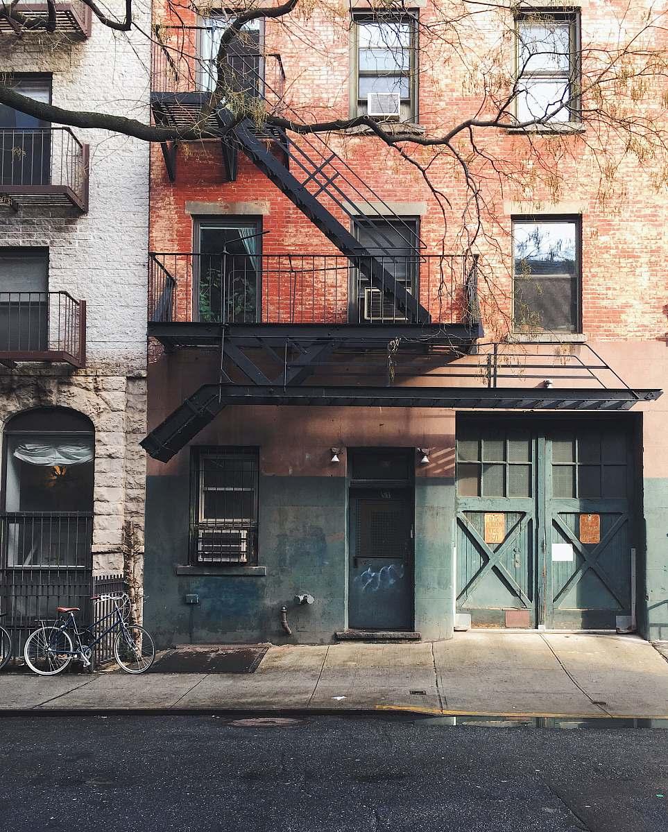 stock photos free  of bike gray bike on gray concrete building brick