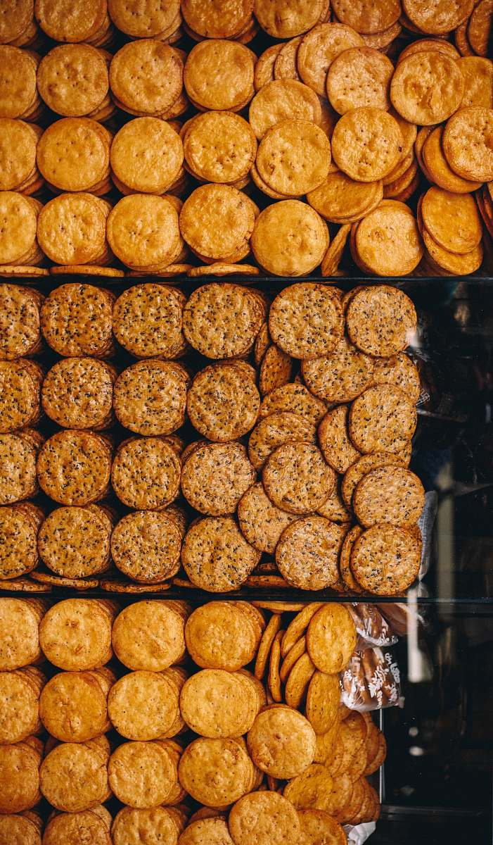 stock photos free  of japan aerial photography of brown cookies tokyo