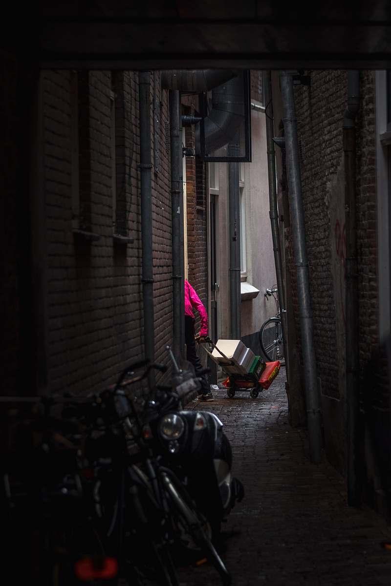 stock photos free  of building black motor scooter urban