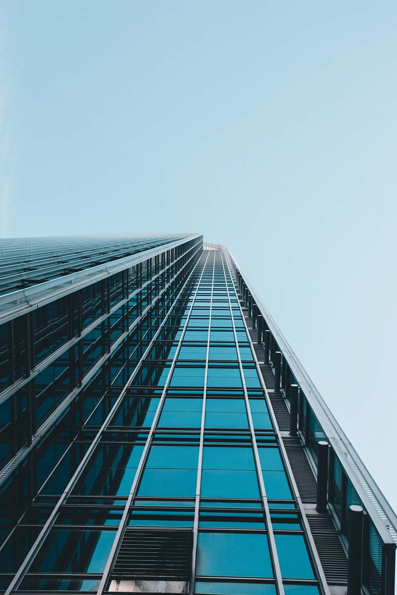 stock photos free  of building low angle photography of clear glass high-rise building atlanta