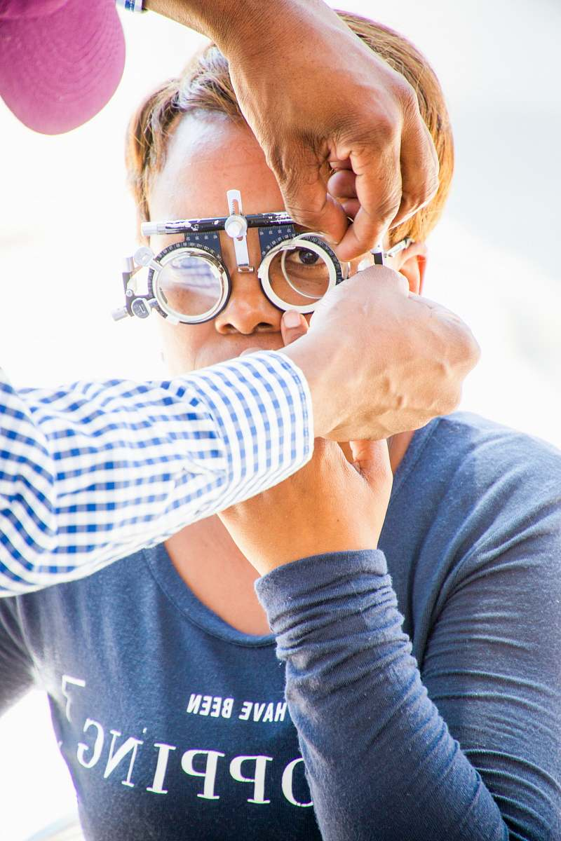 stock photos free  of person person wearing loupe glasses glasses