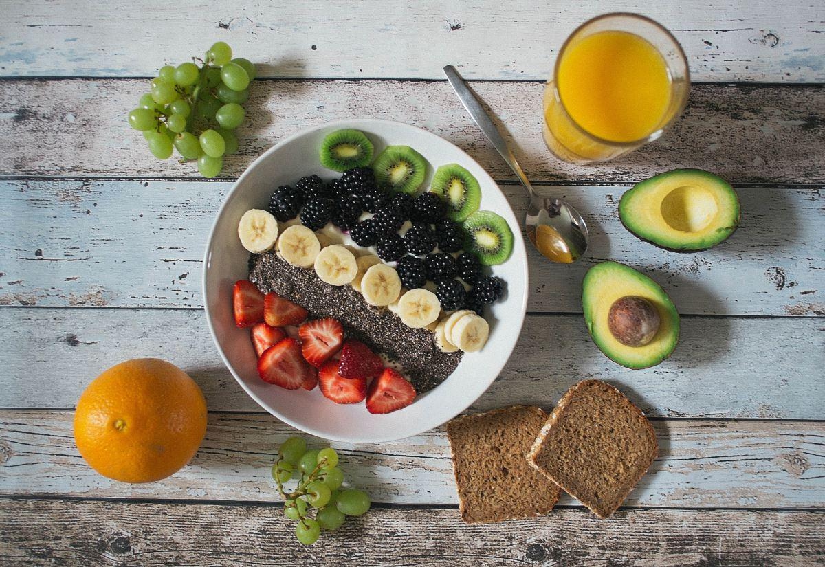 stock photos free  of fruit lot on ceramic plate