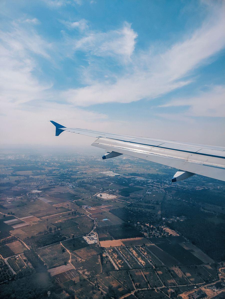 stock photos free  of gray airplane