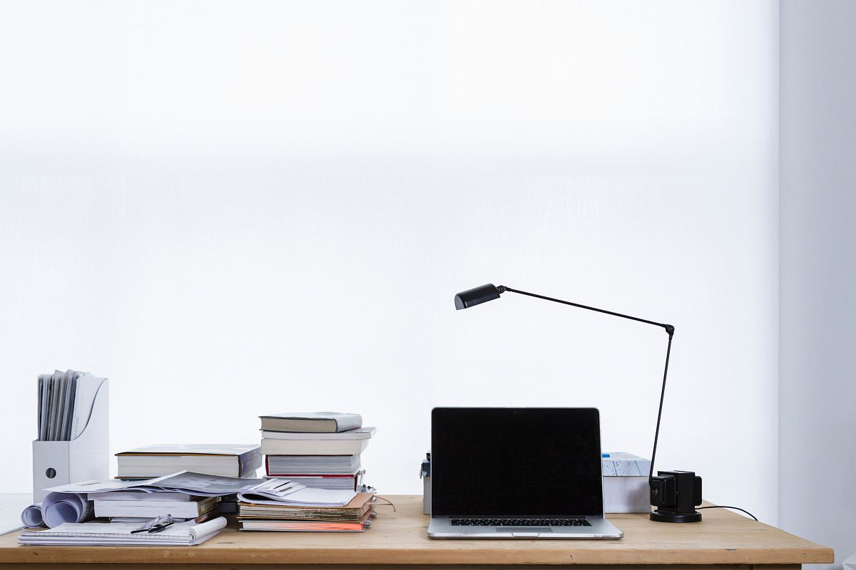stock photos free  of MacBook Pro on top of table
