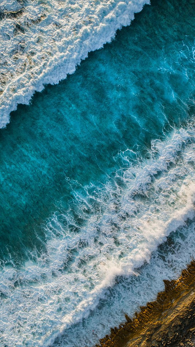 stock photos free  of ocean wave photography