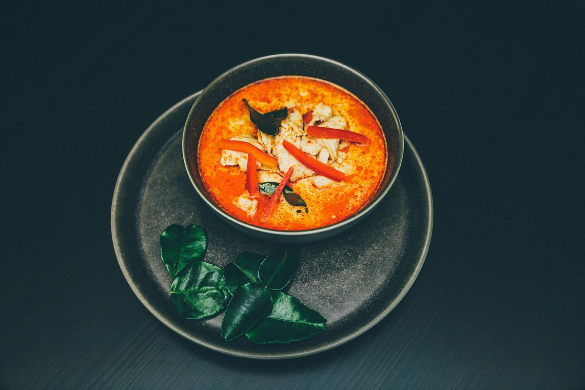 stock photos free  of seafood ramen platter