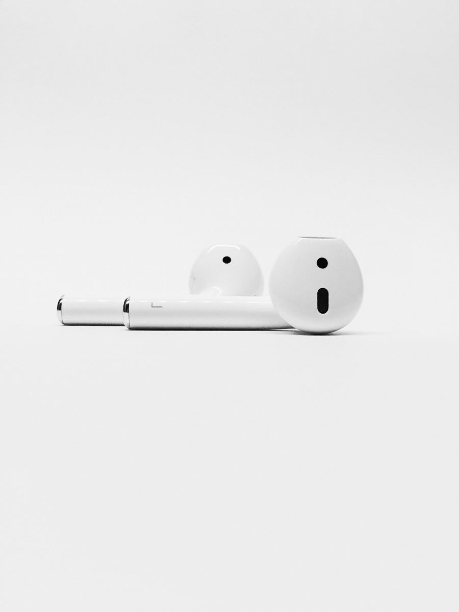 stock photos free  of Apple AirPods