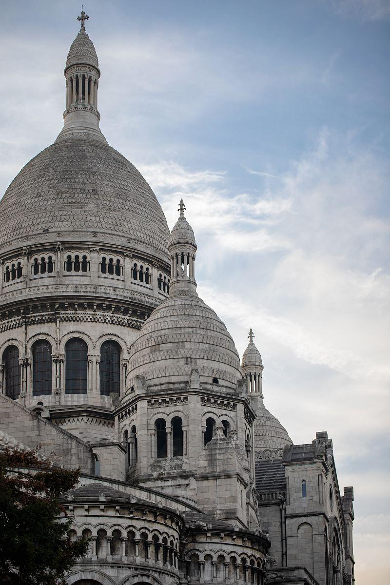 stock photos free  of Paris, Sacrée-Cœur