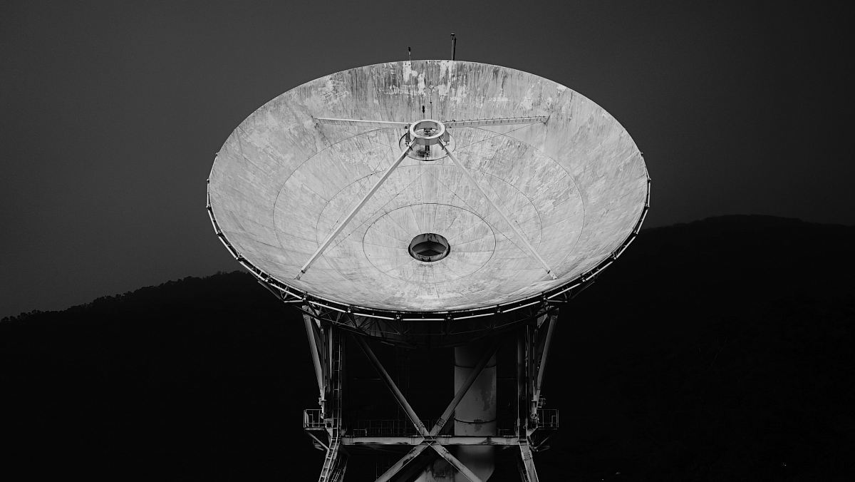 stock photos free  of white satellite
