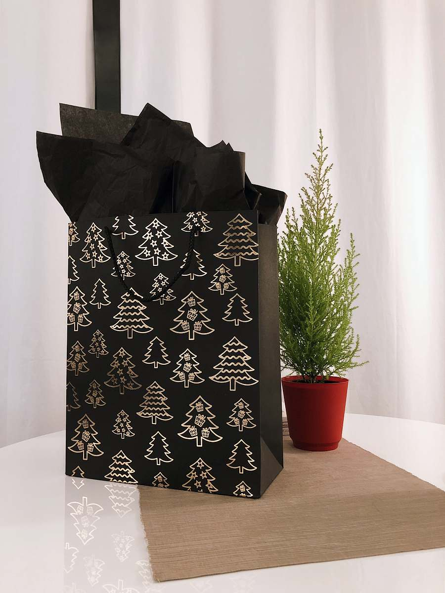 stock photos free  of pot black and gray paper bag on table jar
