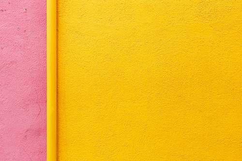 yellow yellow painted wall wall