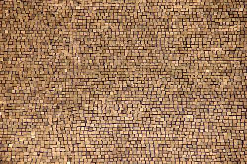 photo background brown brick block wallpaper pattern free for commercial use images