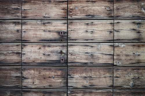 background brown wooden surface grey
