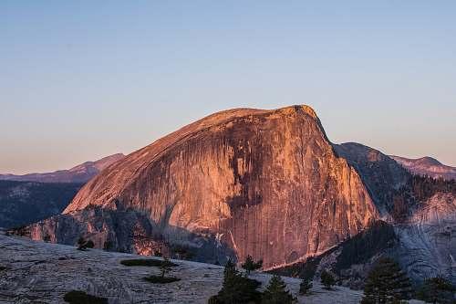 mountain landscape photography of mountain landscape