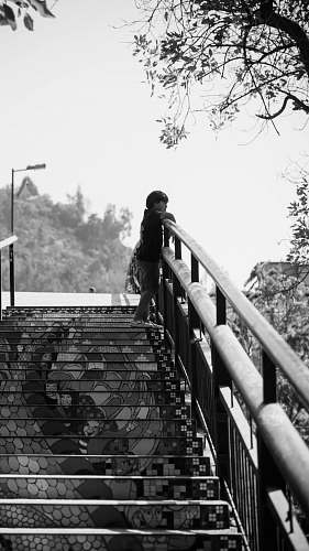 banister  handrail