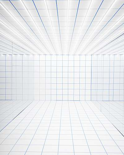 indoors white and black checkered textile interior design