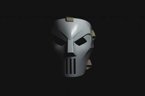 mask white face mask clothing