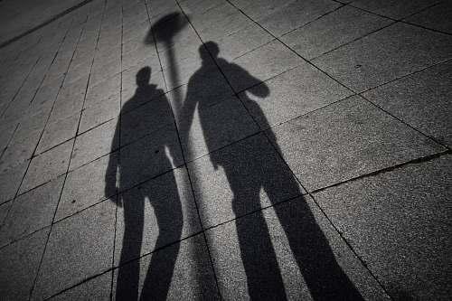 floor two men's shadow flooring