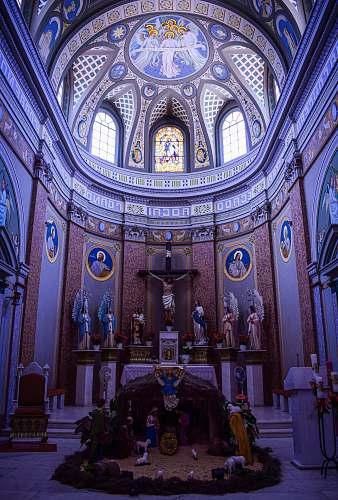 church church interior altar altar