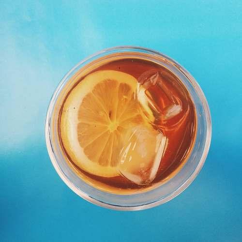 tea beverage with lemon são paulo