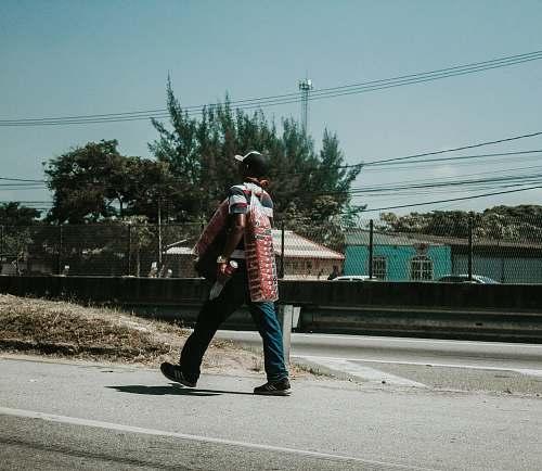 person  pedestrian