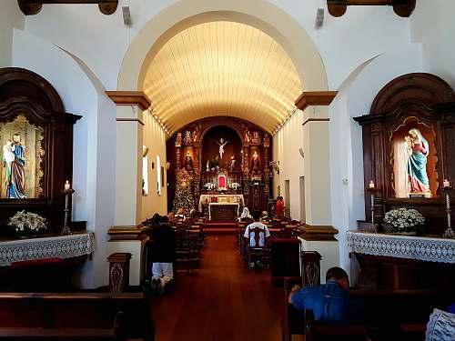 altar people inside church church