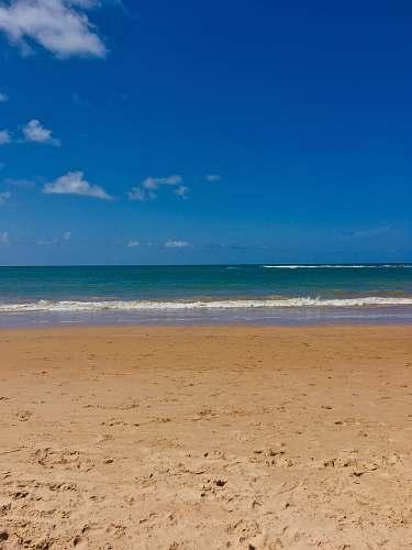 ocean blue sea under blue sky during daytime nature
