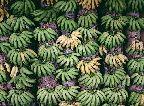 mangai banana fruit lot food