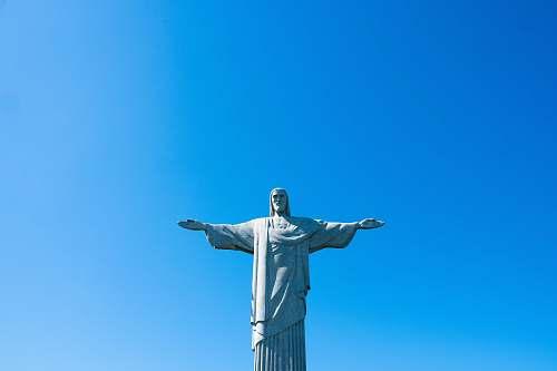 sculpture Christ the Redeemer art