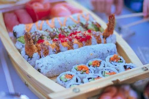 sushi baked sushi