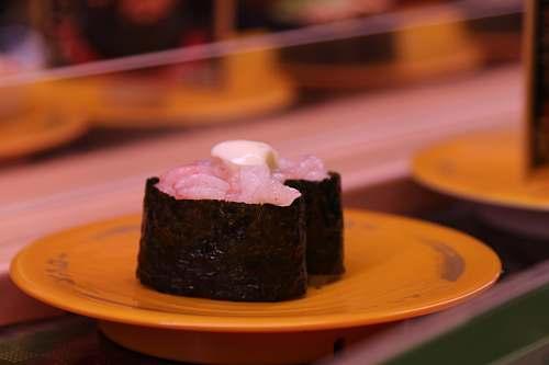 sushi sushi platter confectionery