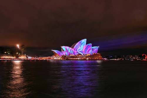 building Sydney opera house architecture