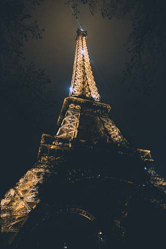 tower Eiffel Towel spire