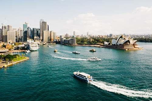 architecture Sydney, Opera House during daytime sydney