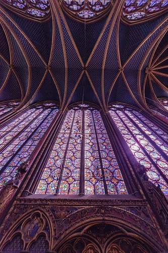 art brown wall close-up photography saint chapelle