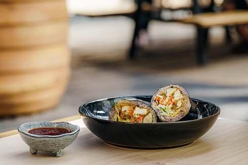 london sliced sushies bowl