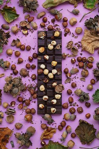 food brown and black wooden wall decors chocolate