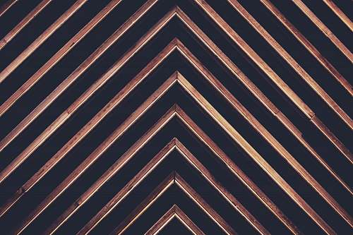pattern triangular black and brown graphic art triangle