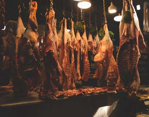 shop meat lot butcher shop