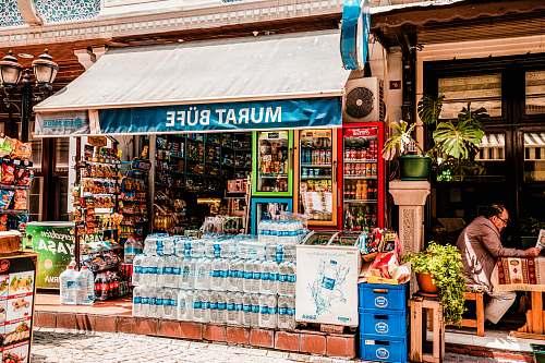 person Mura Bufe store shop