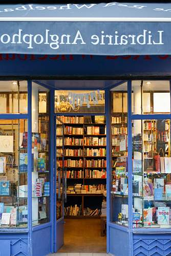 photo bookstore Librairie building book free for commercial use images