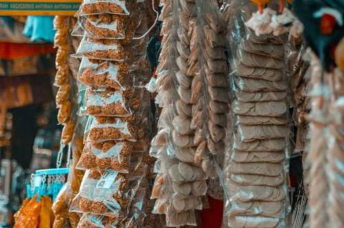 food food pack lot bakery