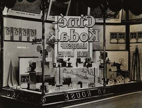 photo grey Kodak Shopfront Display shopfront display free for commercial use images